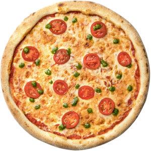 Pizza Express & Ital'China - margherita pizza